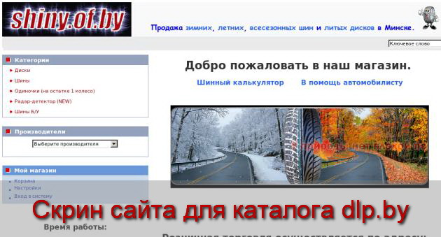...продажа шин  в Минске   Шины    Для внедорожников   зимние   шипованные - shiny.of.by