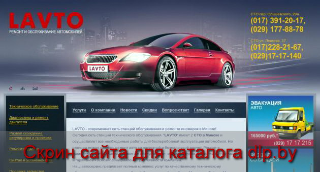 Промывка инжектора , чистка  инжектора , чистка  топливной системы Минск - www.lavto.by