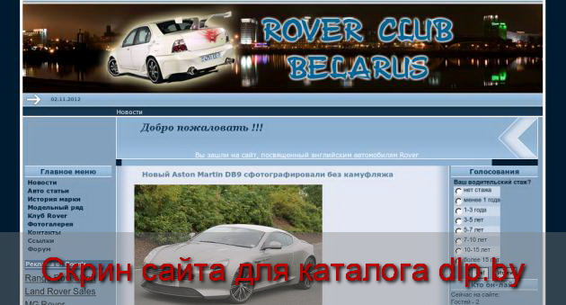 Чистка  форсунок инжектора - www.rover-club.by