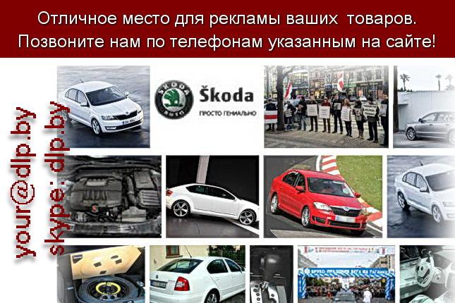 Запрос: «официальный шкода», рубрика: Марки легковых автомобилей