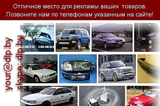 Запрос: «тойота драйв», рубрика: Марки грузовых автомобилей