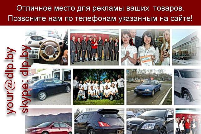 Запрос: «тойота панель», рубрика: Марки грузовых автомобилей