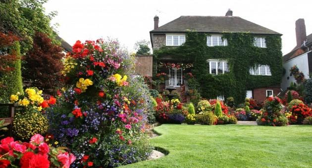 Величие английского сада