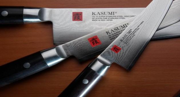 Как выбрать японский кухонный нож
