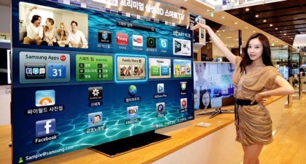 Обзор 3D телевизора Samsung LED 9000