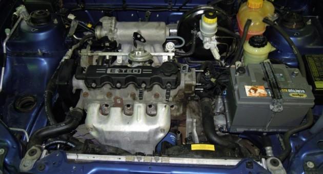 1.5 двигатель