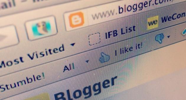 Платформа Blogger