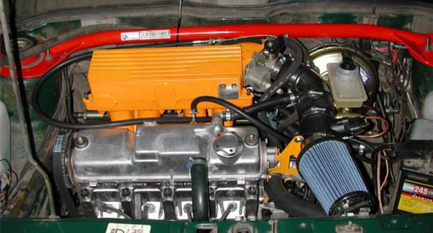 2108 двигатель