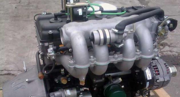 405 двигатель