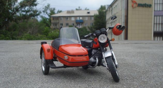 Юпитер мотоцикл