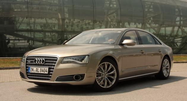 Audi A8 long (Ауди А8 Лонг)