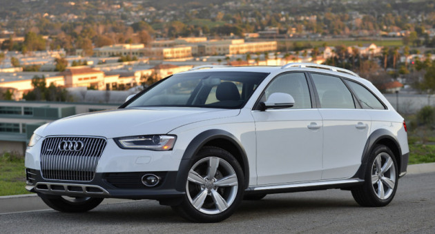Audi Allroad News and Information