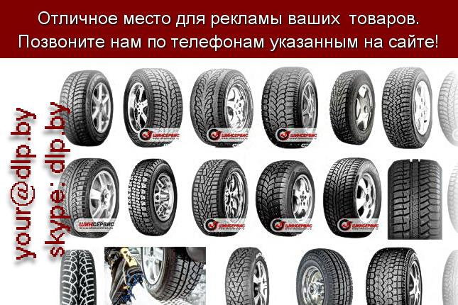 Запрос: «шины зима», рубрика: Автозапчасти