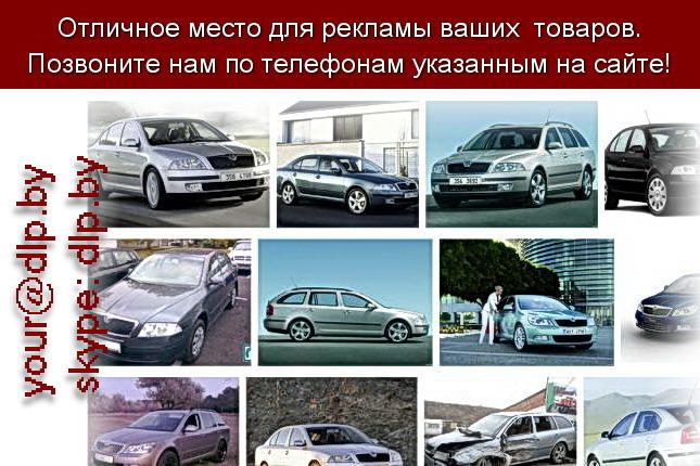 Запрос: «шкода 2013», рубрика: Марки легковых автомобилей