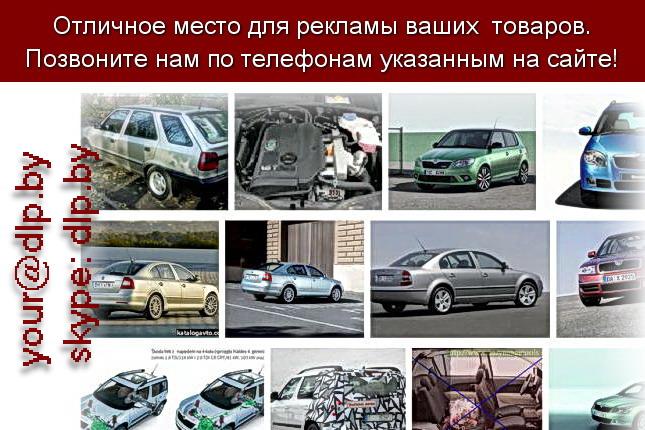 Запрос: «шкода суперб», рубрика: Марки легковых автомобилей