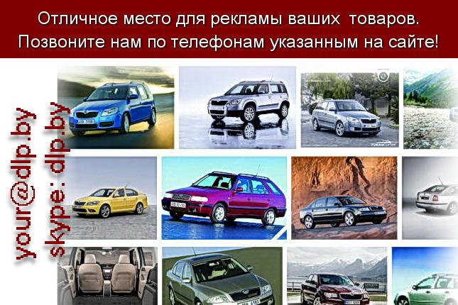 Запрос: «шкода цены», рубрика: Марки легковых автомобилей