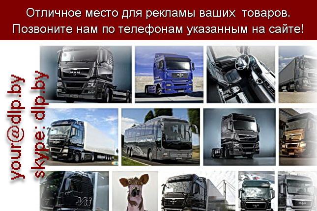 Запрос: «man», рубрика: Марки грузовых автомобилей