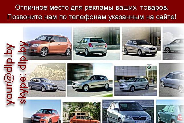 Запрос: «skoda», рубрика: Марки легковых автомобилей