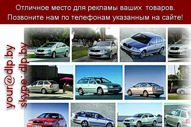 Запрос: «skoda octavia», рубрика: Марки легковых автомобилей